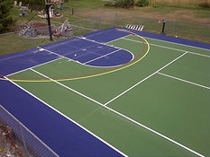 Tennis Court Resurfacing Kitsap County