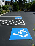 Parking Lot Striping Kitsap County