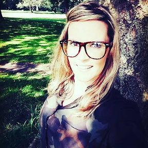 Das Foto zeigt die Buchautorin Bianca Döhring.