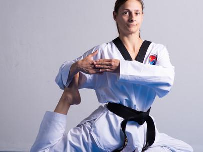 Taekwondo - s'hydrater pour être en bonne santé!