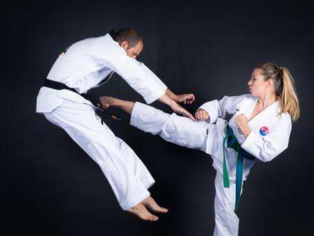Photo Shoot - The Real Taekwondo