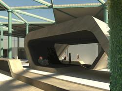 3D View - Lounge