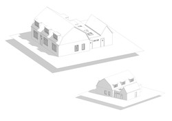3D View - Before Extension