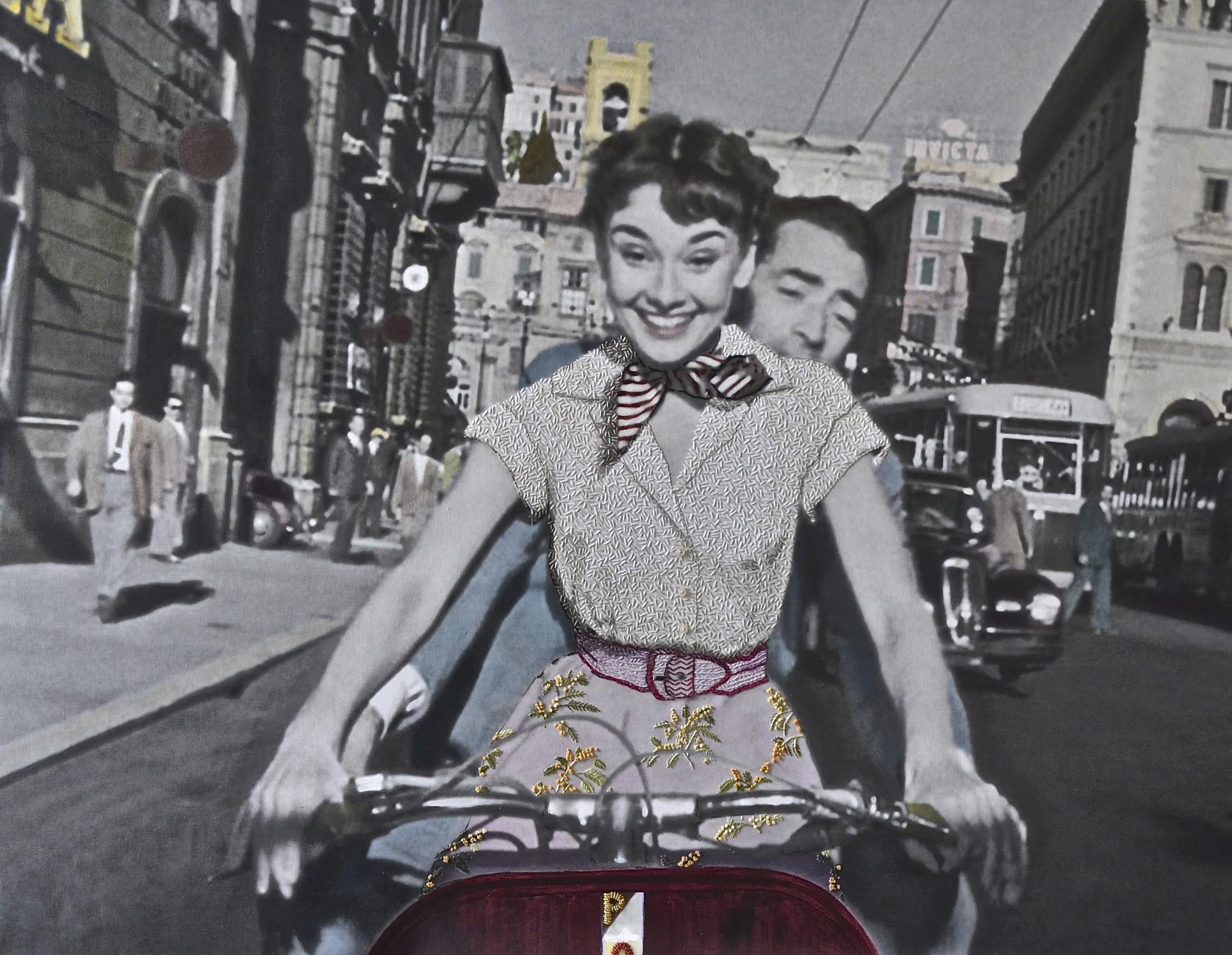 Audrey Hepburn - Vacances Romaines
