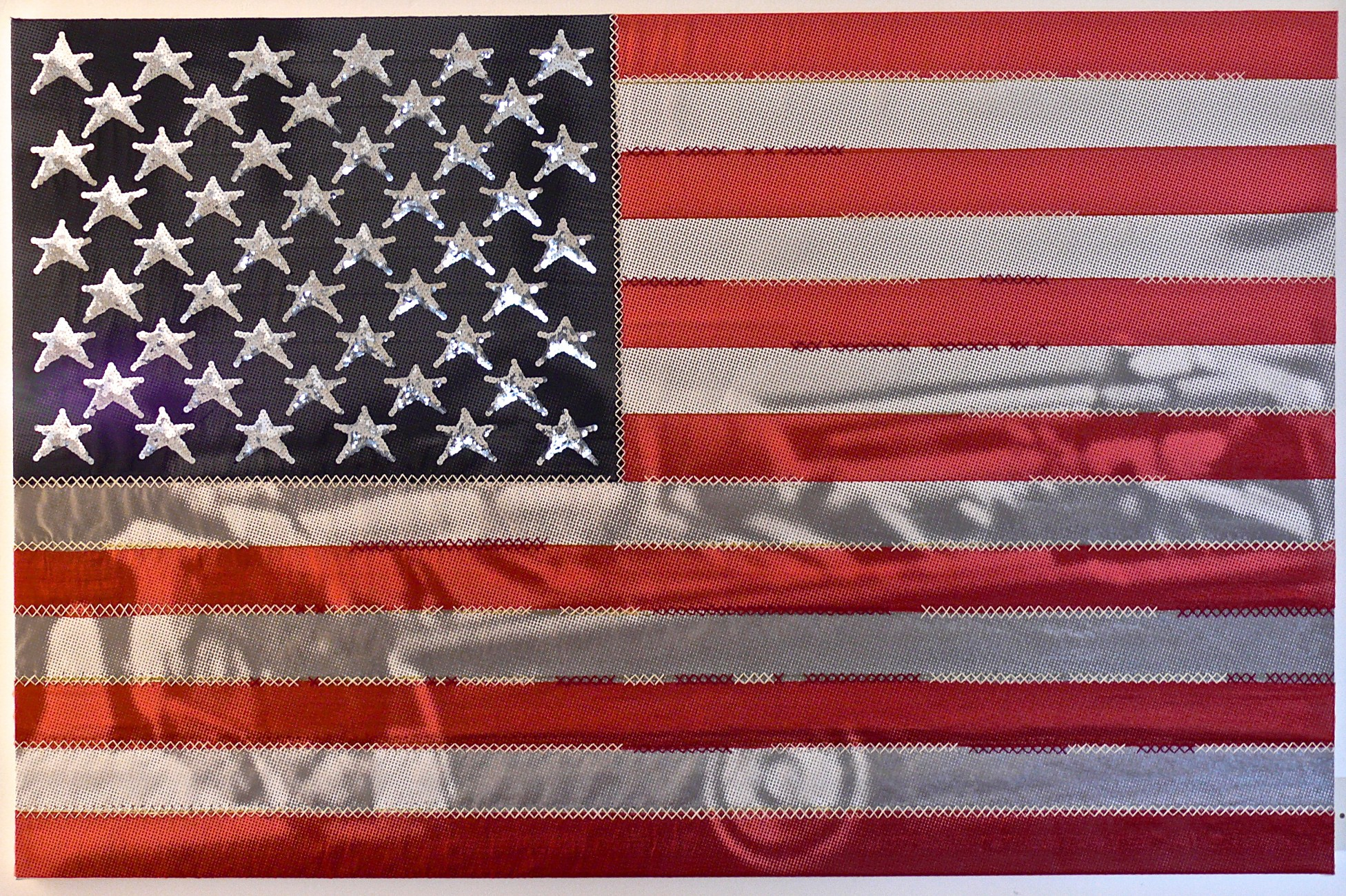 JFK - Stars and Stripes