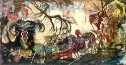 """Emmanuelle Renard """"Oiseau Tonnerre"""""""