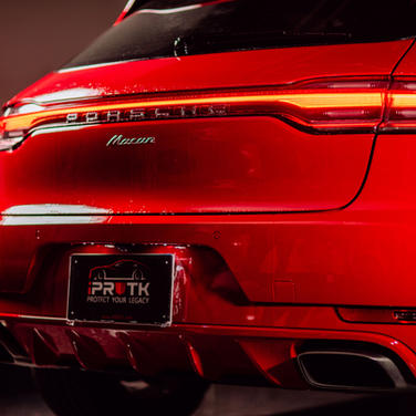 The First red Macan in Egypt