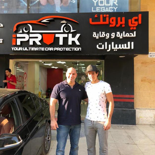 Mohamed Hany @iProtk