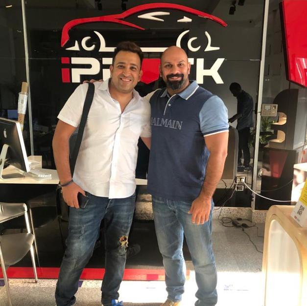 Tamer Hussein @iProtk