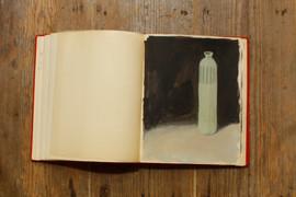 I'm a still life . sketchbook Bxl 2014