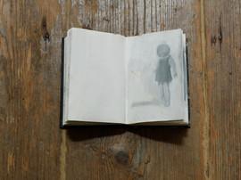 D'Io . sketchbook Bxl 2014