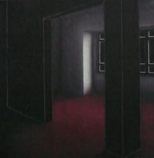 senza titolo2 . olio su tela . 30x30 cm . 2010