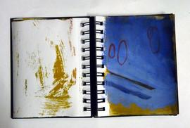 le formiche nascono e sanno gia cosa fare. sketchbook Bxl 2014