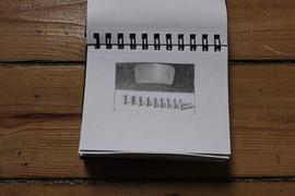 no title . sketchbook Bxl 2014
