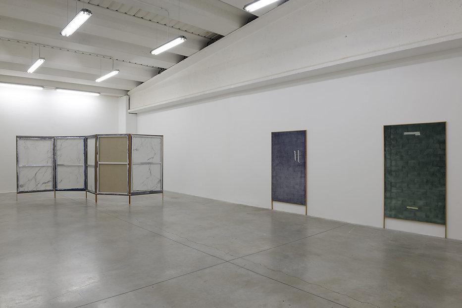 Chôra | exhibition view