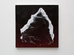 cristallo, oil on linen 60x60cm 2017