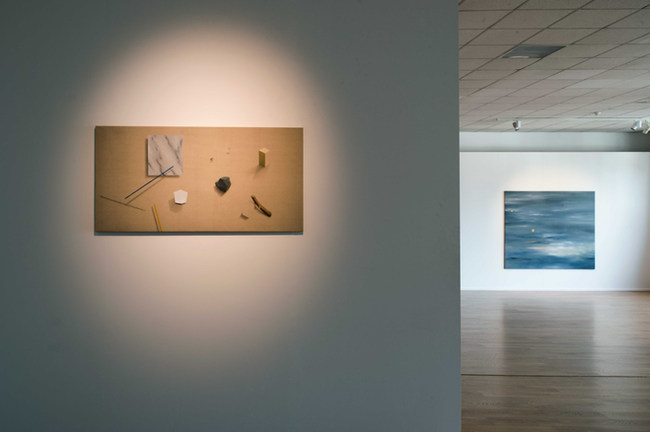 A/R installation view