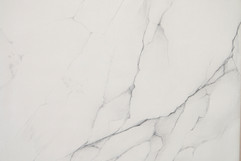 false Carrara marble, plaster and graphite on wood, 20x30 ech 2015 detail