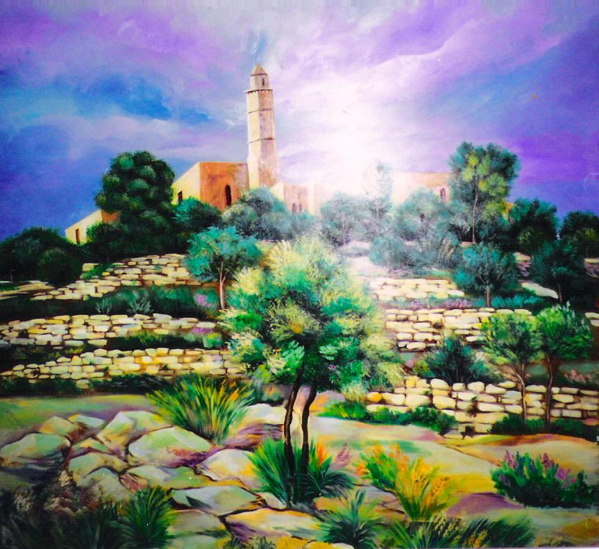 ציור מגדל דוד.jpg