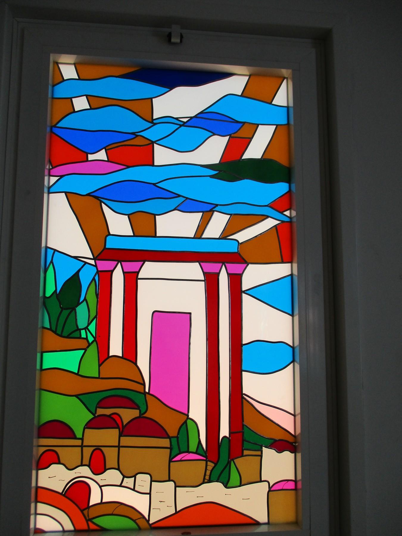 ויטראז' בית המקדש