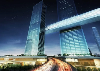 Dubai Has Built The World's Longest Cantilever