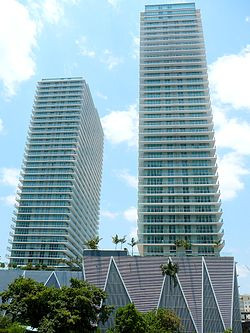 Axis at Brickell Village, Miami,FL