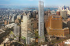 Construction on Extell's Brooklyn condo surpasses halfway mark