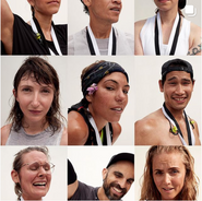 Nike:  Project Run Fearless Interviews