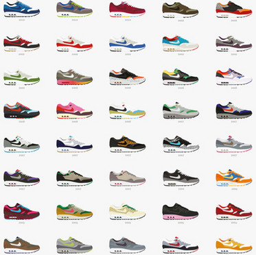 Nike Air: Tuned, Now + Next