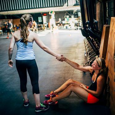 Nike Women's Training: Design Insight