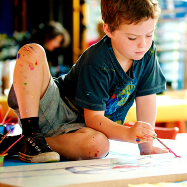 The Children's Healing Art Project: Board Leadership