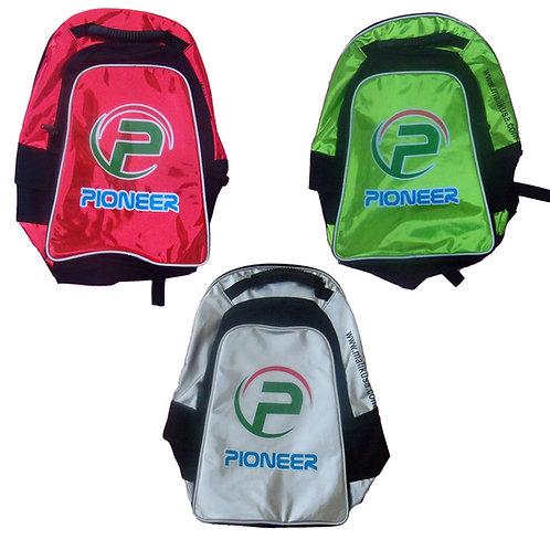 Pioneer Metallic Backpack