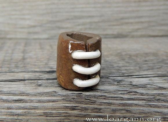 Perle #56  (trou 9mm) Dreadlocks ou tresses,