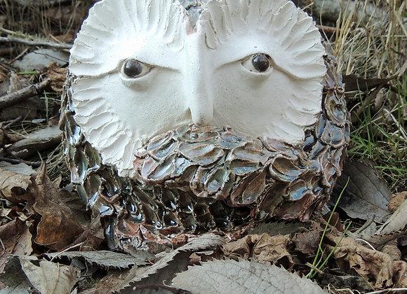 Hibou céramique