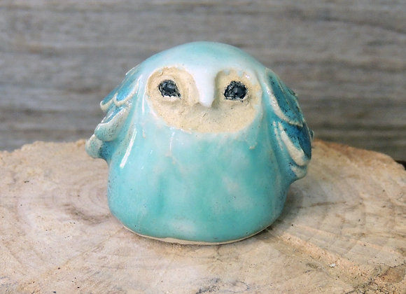 Mini Figurine Hibou