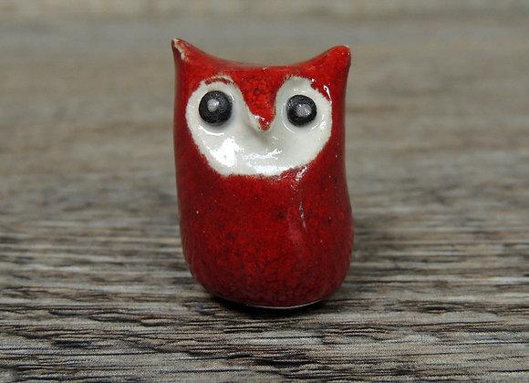Mini Figurine Hibou