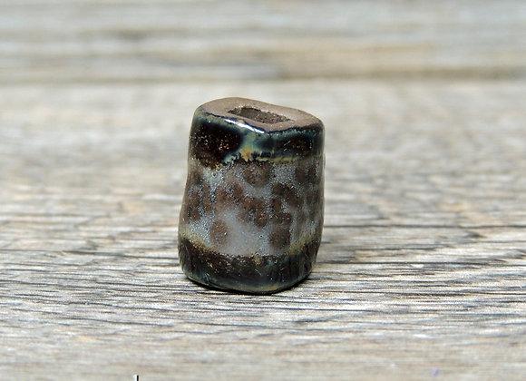 Perle #57  (trou 7/8mm) Dreadlocks ou tresses,