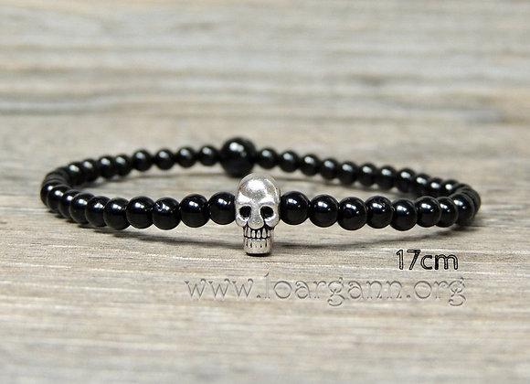 Bracelets Tourmaline noire