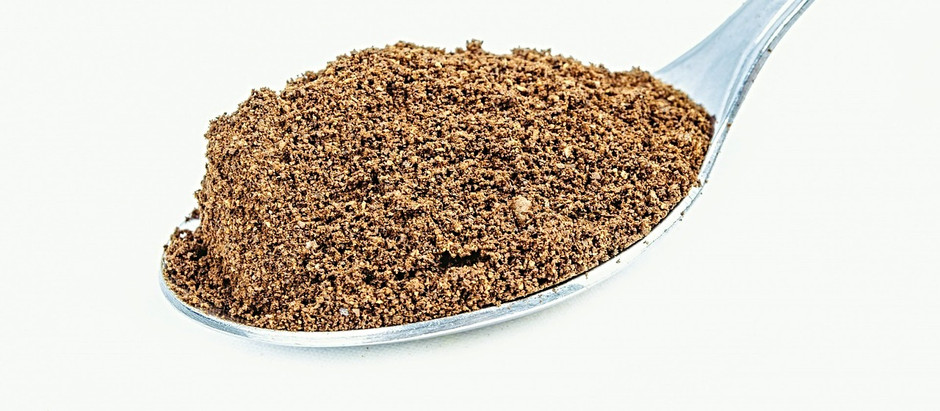 Farine de chanvre riche en #protéine
