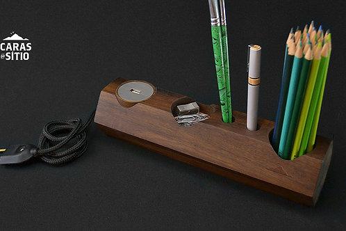 BARRA HEX COM 1 USB E ORGANIZADOR
