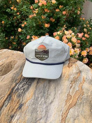 Gray Keep Diggin Hat