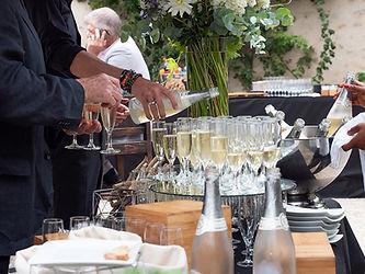 Cocktail - Vin d'honneur de mariage