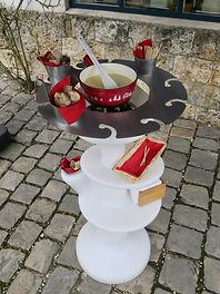 animation cocktail d'hiver - Fondue savoyarde