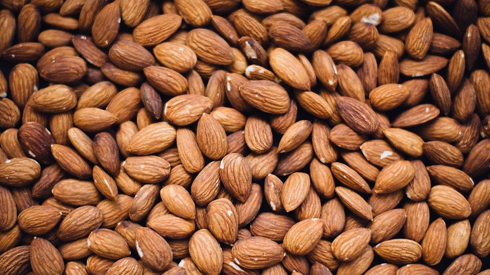 Organic Almond Nuts - 500g