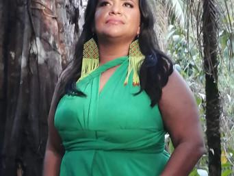 EP A Voz do Rio, da cantora santarena Priscila Castro, já está nas plataformas digitais