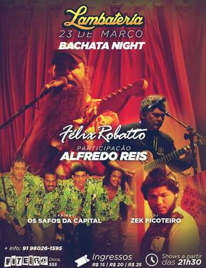 Lambateria chega à 41ª edição com Bachata Night