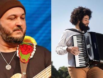 Ney Conceição e Mestrinho são os convidados do Live as Mãos com Música desta sexta, 30