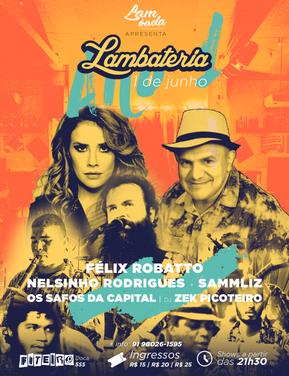 Lambateria#51 dá início à programação de primeiro aniversário da festa