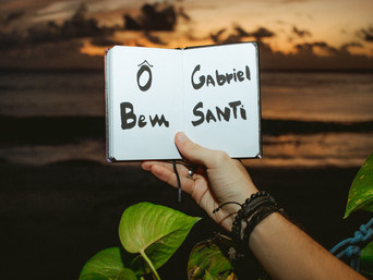 """Ouça """"Ô Bem"""", novo single de Gabriel Santí"""