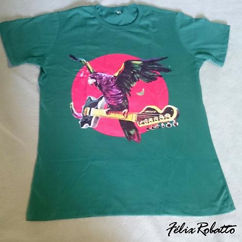 Camiseta Verde Belemgue Banger
